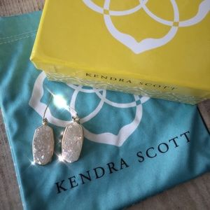 Kendra Scott Danay drop earrings